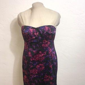 RALPH LAUREN Dress Size:14 Strapless